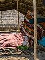 Nomad Child in Her Tent, Firuzabad (14288484148).jpg