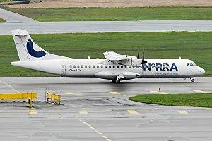 Nordic Regional Airlines - Norra ATR-72-500
