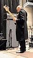Norman Watt-Roy soundcheck - Wilko, Norman & Dylan 2014-01-18 05.56.09 (by Don Wright).jpg