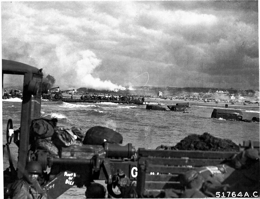 File:Normandy landings.jpg - Wikimedia Commons
