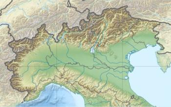 La guerre de Trente Ans est située dans le nord de l'Italie