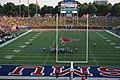 North Texas vs. Southern Methodist football 2017 13 (Southern Methodist field goal).jpg