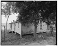 North and front side view of 121 Academy Street - 121 Academy Street (House), Sumter, Sumter County, GA HABS GA,131-AMER,6-6.tif