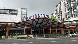 Northpoint City, Singapore - Northpoint City in 2018