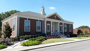 Snead State Community College - The Norton Library and Museum