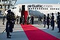 Noslēdzas Valda Dombrovska un Latvijas delegācijas vizīte Azerbaidžānā (8231878947).jpg