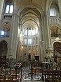 Noyon (60), cathédrale Notre-Dame, croisée du transept, vue vers le nord 1.jpg