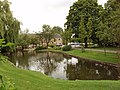 Nursing Home and pond, Saunderton - geograph.org.uk - 36946.jpg
