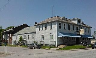 Northwest Davenport Turner Society Hall