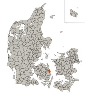 Nyborg Municipality (1970-2006) Former municipality in Denmark