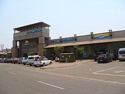 Nzhelele Valley shopping centre in Dzanani