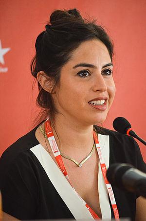Talya Lavie - Talya Lavie at the 5th Odessa International Film Festival, 2014