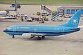 OY-APH B737-5L9 Maersk Air FRA 14AUG99 (6319743322).jpg