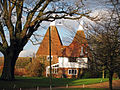 Oast House, Brenchley Manor, Brenchley Road, Brenchley, Kent - geograph.org.uk - 1069083.jpg