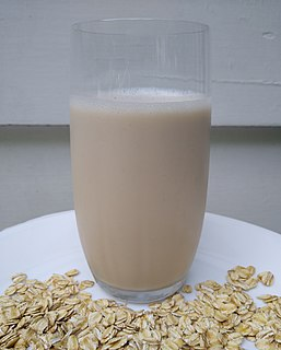 Oat milk type of plant milk