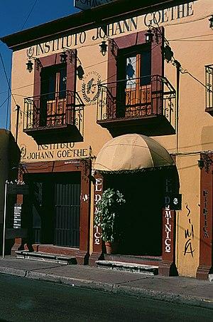 Goethe-Institut Oaxaca de Juárez