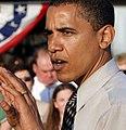 Obama speech in Hillsboro Illinois (April 26, 2004) (cropped).jpg
