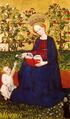 Oberrheinischer Meister - Madonna mit den Erdbeeren.png