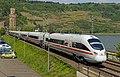 Oberwesel ICE-T 411 161 Dortmund - München (14107724595).jpg