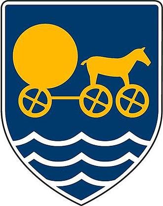 Odsherred Municipality - Image: Odeherred Kommune seal