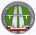 """Odznaka honorowa """"Zasłużony dla drogownictwa"""".jpg"""