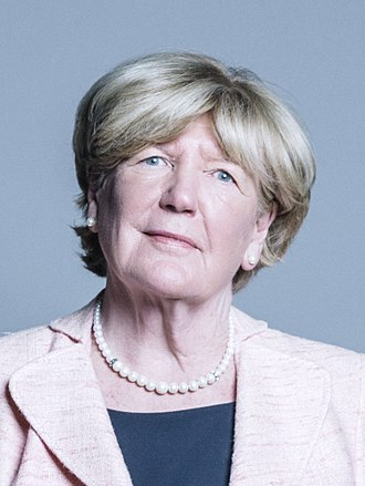 Ann Taylor, Baroness Taylor of Bolton - Image: Official portrait of Baroness Taylor of Bolton crop 2