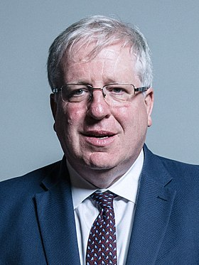 Sir Patrick McLoughlin, 2017 Official portrait of Sir Patrick McLoughlin crop 2.jpg
