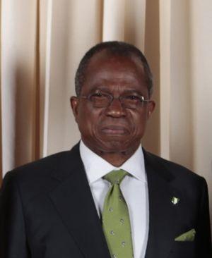 Ojo Maduekwe - Image: Ojo Maduekwe cropped