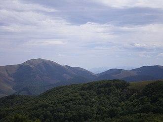 Okabe (mountain) - Image: Okabe 2