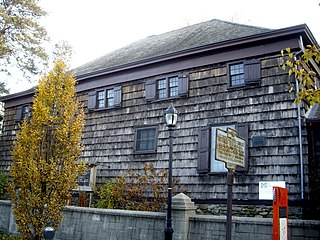 Old Quaker Meeting House (Queens) United States historic place