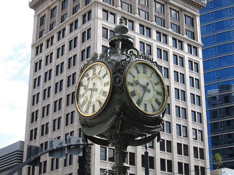 Image result for salt Lake city clock