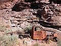 Old Mining Equipment, Hey Joe Canyon, DyeClan.com - panoramio (6).jpg