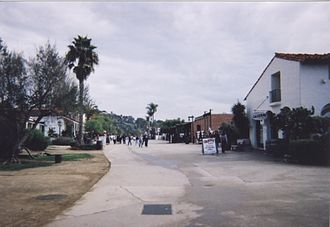 Old Town, San Diego - Old Town State Historic Park