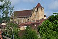 Old church of St. Cyprien Dordogne - panoramio.jpg