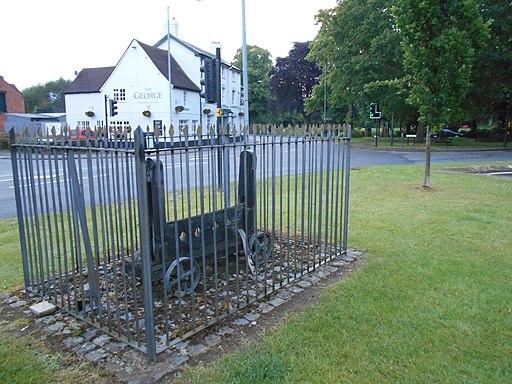 Old stocks, Bilton village green
