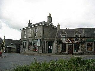 Oldmeldrum,  Schottland, Vereinigtes Königreich