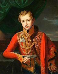 Portret Władysława Branickiego (Portret oficera)