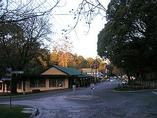Olinda, Victoria Suburb of Melbourne, Victoria, Australia