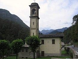 Santuario della Madonna dei Campelli