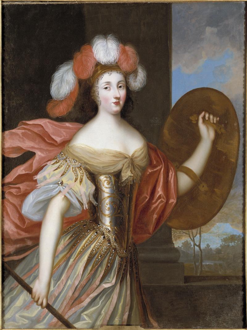 Олимпия Манчини, 1640-1708 - Национальный Музей - 15843.тиф