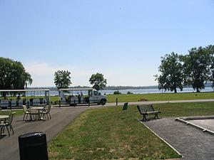 Liverpool, New York - Onondaga Lake Park
