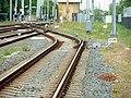 Ontspoorwissel Alkmaar Spoor 5 Oostzijde 20100529.jpg