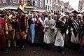 Ook de vrouwen kwamen in opstand in de 16 de eeuw in Brielle tegen de Spaanse overheersers.JPG