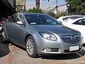 Opel Insignia 2.0T Cosmo 2012 (14200435134).jpg