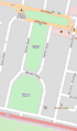 OpenStreetMap of Palmeira Square and Adelaide Crescent, Hove.png