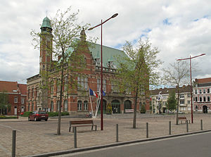 Orchies - The town hall