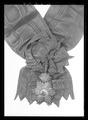 Ordenstecken, Lejon- och solorden, Iran (Nischan-i-schir-u-khorschid) - Livrustkammaren - 61431.tif