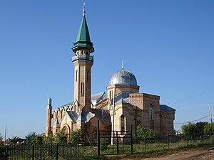 Buguruslan - Image: Orenburg oblast Buguruslan Mosque