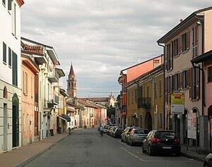 Ospedaletto Lodigiano - Image: Ospedaletto Lodigiano via Balbi
