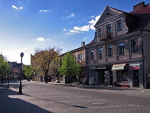 Ostrołęka - Głowackiego Street
